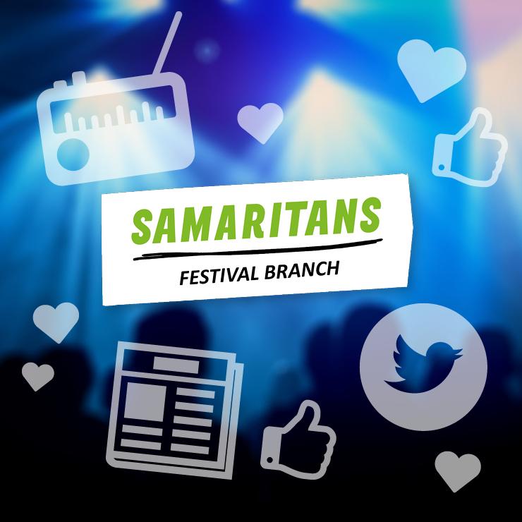 samaritans festival branch - blog