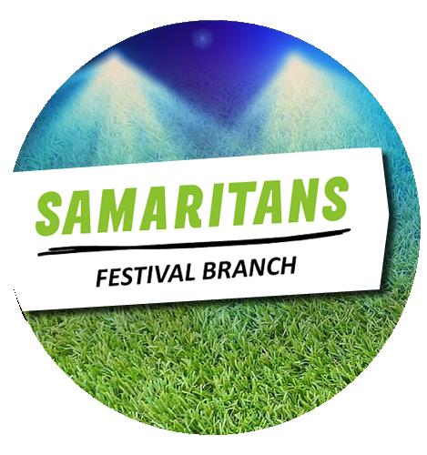 samaritans festival logo
