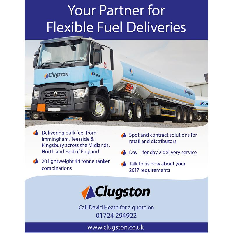 clugston distribution press ad