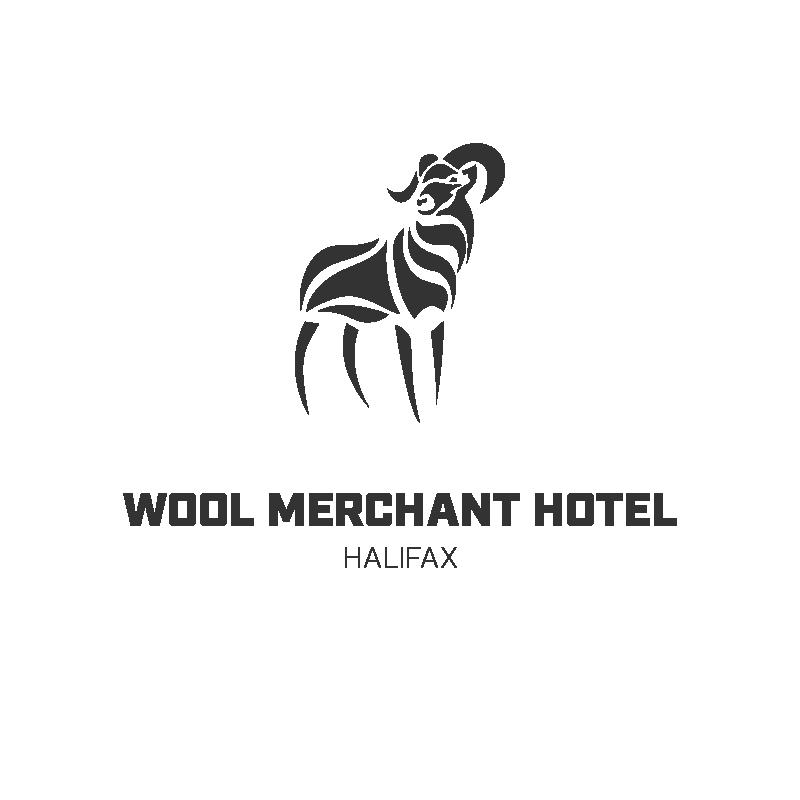 wool merchant logo