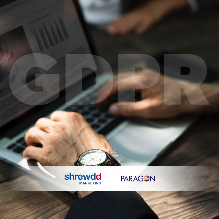 shrewdd - paragon - gdpr