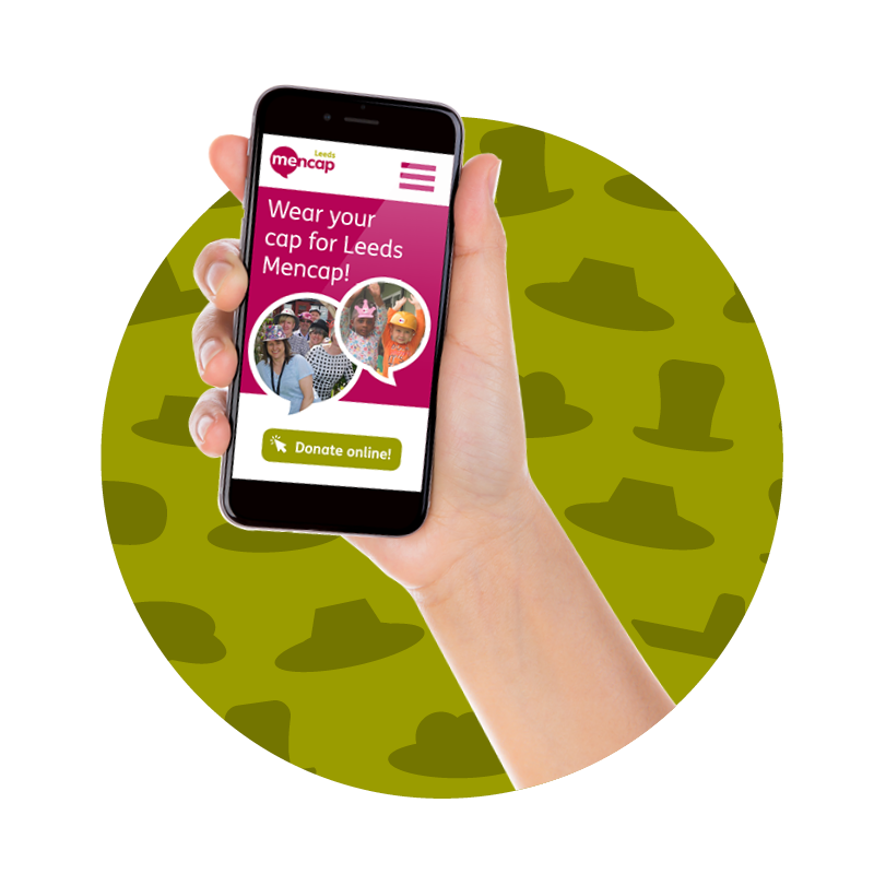 shrewdd marketing - Mencap mobile